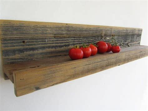 Wall Shelf With Lip Shelf With Lip Homorganize