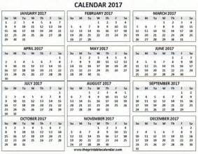 12 month calendar template 2017 calendar printable 12 months calendar on one page