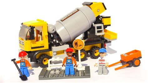 Lego Sluban M38 B0558 Construction sluban town construction m38 b0550 cement mixer
