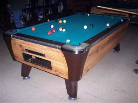 7ft dynamo coin operated pool tables 4 are available ebay