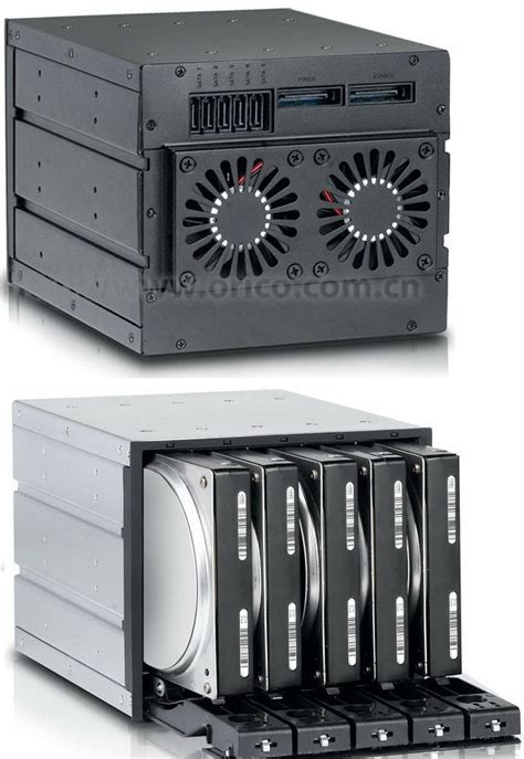 Orico 6205ss 5bay 3 5 orico 5bay 3 5 quot sata hdd mobile rack moresales my
