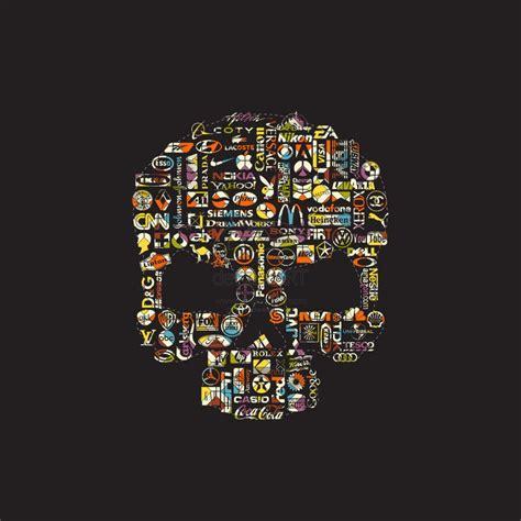 Best Home Design Inspiration brand skull illustratd design and visual art inspiration