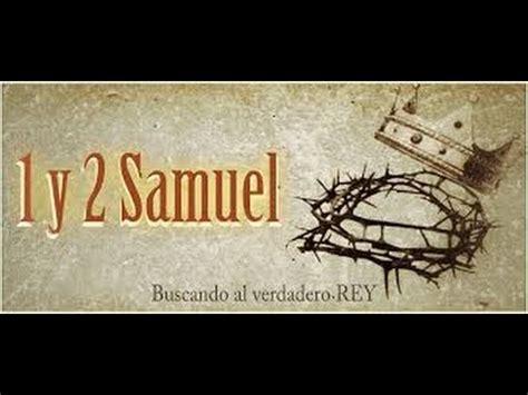 estudios biblicos de 2 samuel estudio b 237 blico a 1 y 2 de samuel resumen y s 205 ntesis