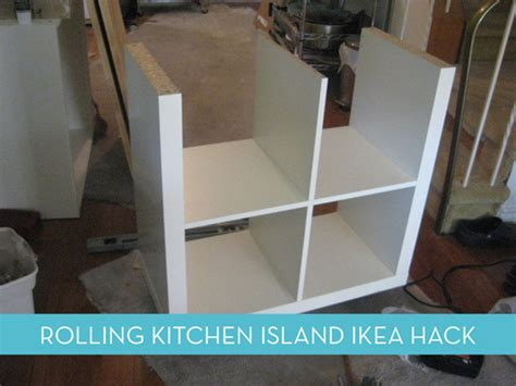 ikea hack make your own kitchen island pictures how to a nesting kitchen island ikea quot super quot hack