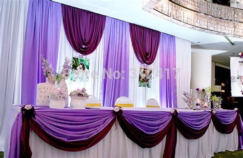 wedding table backdrop for sale aliexpress buy hotsale 10x10 multi color wedding