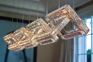 Unique Crystal Chandeliers Classic Lighting With A Unique Modern Spin Windfall