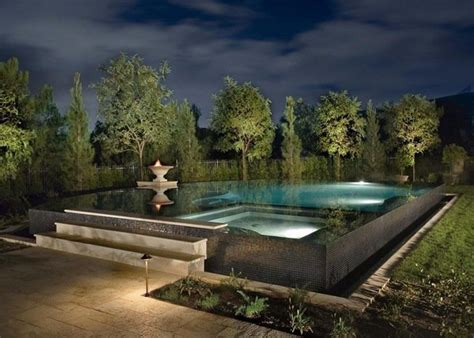 beautiful Modern Above Ground Pools #4: no-pool-edge-zero-edge-pool-ecce3e40fd1aabee.jpg
