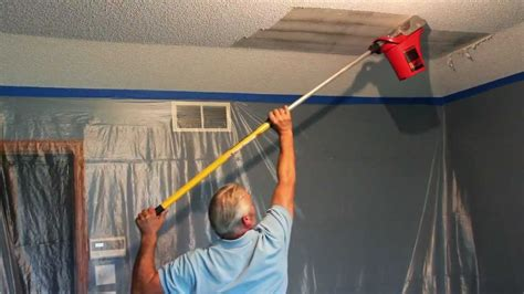 Tool For Scraping Popcorn Ceiling by Textureterminator
