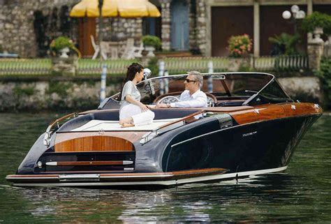 wooden boat james bond 12 boats that james bond would kill for woodies vw