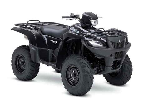 Suzuki King 700 2007 Suzuki Kingquad 700 4x4 Motorcycle Review Top Speed