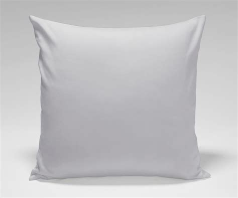 White Pillows Solid Decorative Pillow Live Home Products