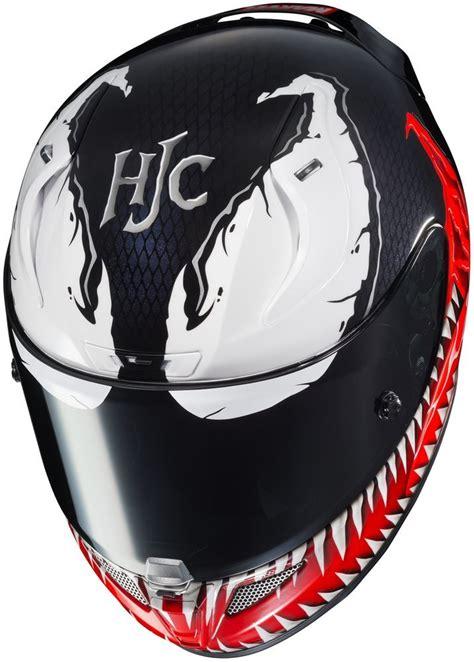 Helm Hjc Venom 604 99 hjc marvel venom officially licensed rpha 11 pro 1005504
