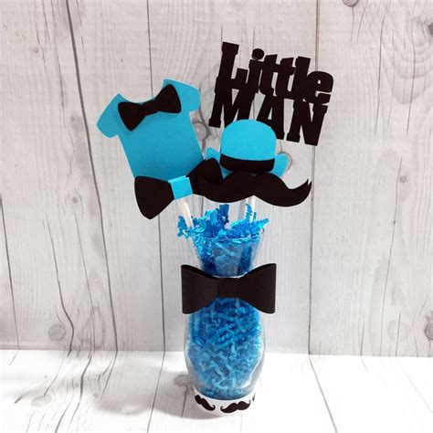 Mustache And Bow Tie Baby Shower Decorations by Mustache And Bow Tie Baby Shower Decorations
