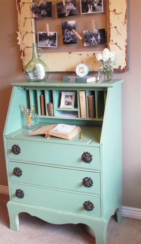ideas  painted secretary desks  pinterest