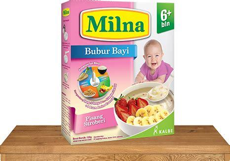 Milna Biscuit Bayi Pisang 130 Gr 6 bulan milna