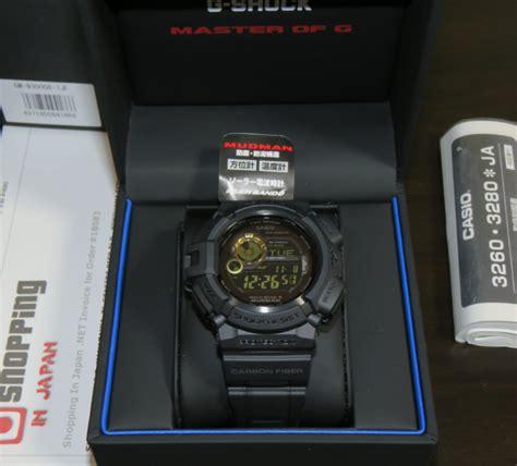 G Shock Gw 9300 Black g shock mudman gw 9300gb 1jf carbon fiber version atomic