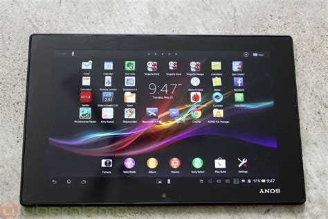 Tablet Sony Xperia 7 Inch 12 inch sony xperia tablet rumored for q1 2015 ubergizmo