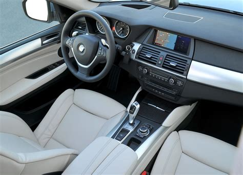 bmw suv interior 2010 bmw x6 activehybrid crossover suv interior autoreview
