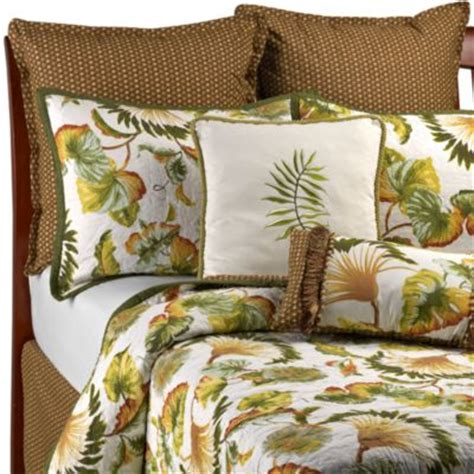 Tropical Bed Quilts by Buy Quilts From Bed Bath Beyond