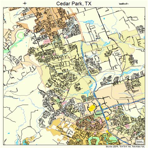 map of cedar park texas cedar park tx pictures posters news and on your pursuit hobbies interests and worries