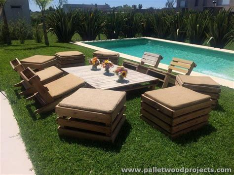 Diy Pallet Patio by Pallet Garden Furniture Ideas Pallet Wood Projects