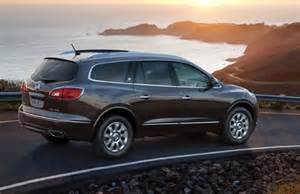 Buick Enclave Colors 2017 Buick Enclave Price Release Date Review New