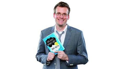 libro the way of all john green autor de bajo la misma estrella publicar 225 un nuevo libro pmcanal5 producci 243 n