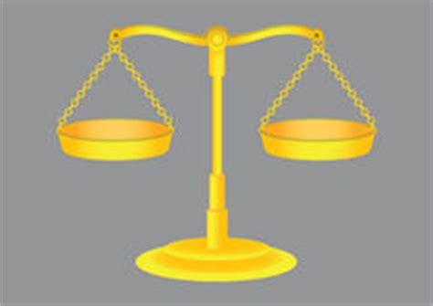 altmodische skalen goldene skalen balance illustration vektor abbildung