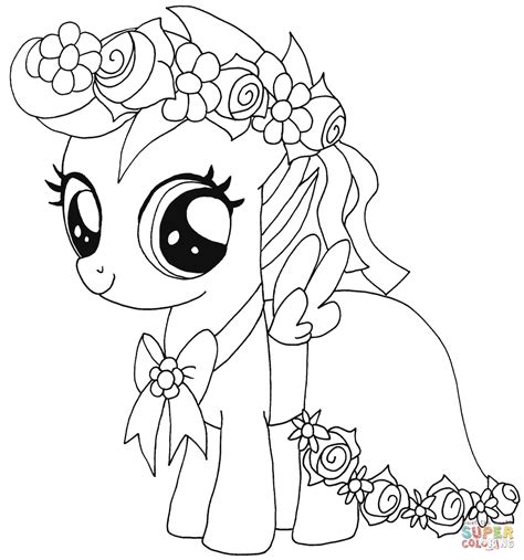 my pony coloring pages pdf awesome kolorowanki my pony przyja 197 186 197 to magia