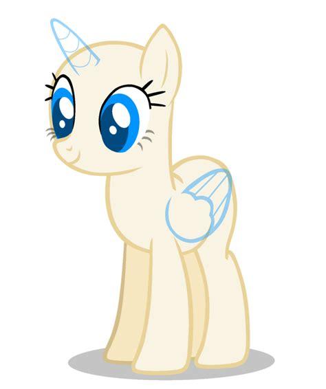 mlp base by shadeila on deviantart pony mlp base