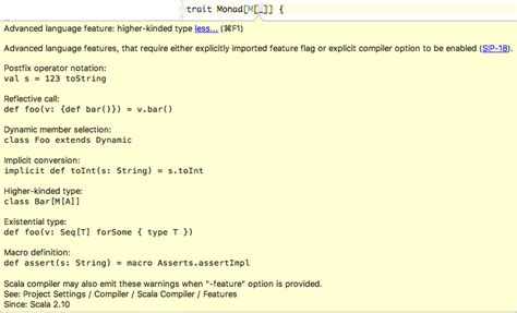 scala swing tutorial scala advanced language features alvinalexander com