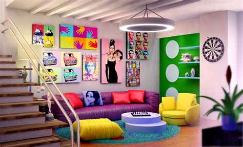 Design House Decor Facebook by Iconic Vintage Pop Art Vintage Industrial Style