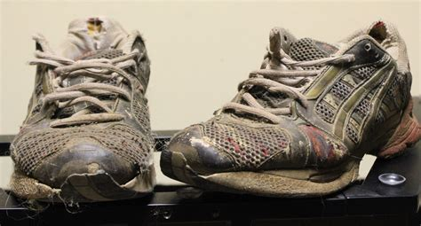 when are running shoes worn out when should you retire those running shoes the ny times