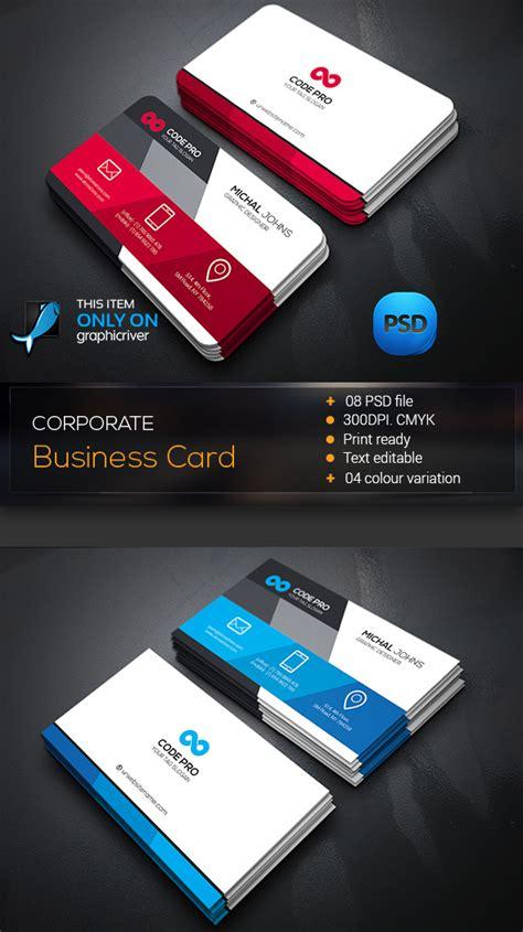photoshop visiting card templates 15 premium business card templates in photoshop