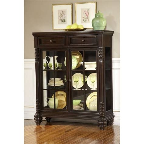 Glass Curio Cabinets Dining Room Furniture 74 Best Images About Furniture On Dining Sets