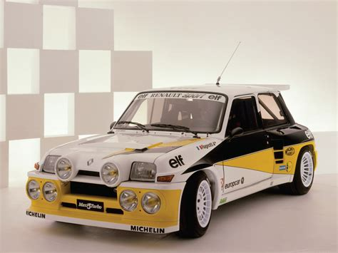 renault 5 turbo group b renault 5 turbo group b image 85