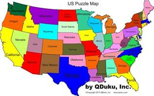 usa puzzle map test usa geography quizzes map us map blank quiz us