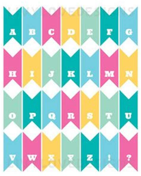 printable mini alphabet bunting free printable mini alphabet bunting from scrapnfonts