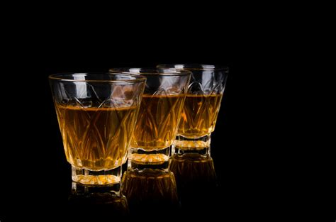 alcoholic drink alcoholic drink in small glasses free stock photo