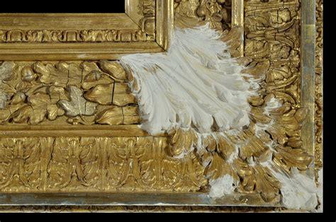 fine art conservation conservation restoration  frames