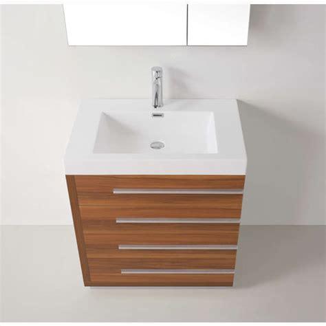 Vanity And Bailey by 30 Bailey Single Sink Bathroom Vanity Set By Virtu Usa