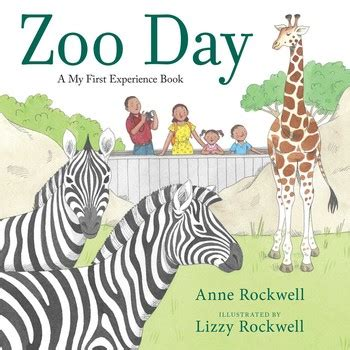 zoo picture book a my experience book books by rockwell and