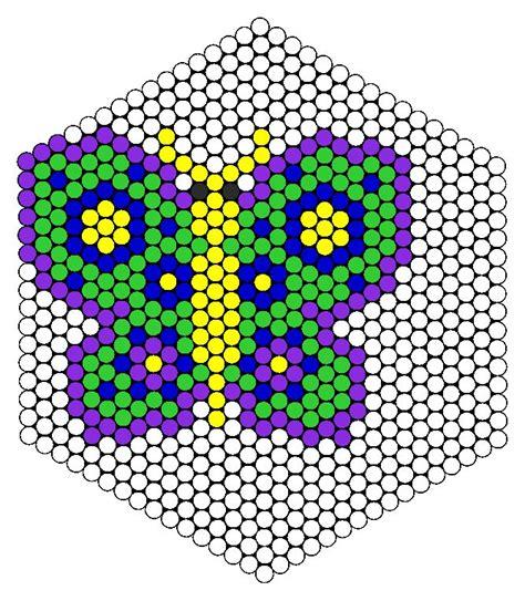 hama bead butterfly pattern 16 best perler bead ideas images on perler