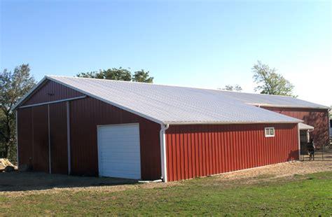 Storage Sheds Evansville In by Evansville Wi Ag Storage Building Lester Buildings