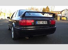 Audi 80 B4 Competition - YouTube Audi Rs2