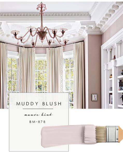 blush paint color our top color palette trends for 2017 coco kelley