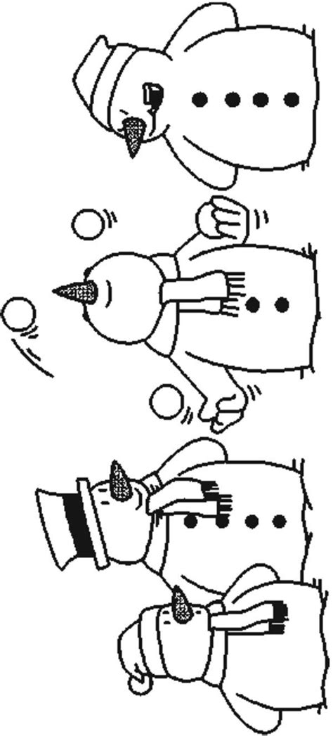 Coloring Pages Snowman Coloring Pages To Print Out Merry Coloring Pages Snowman