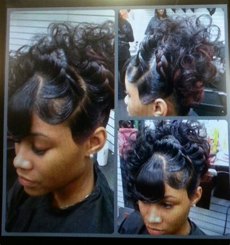 Updo Hairstyles With 3d Braids | 3d braided updo updo for dat azz pinterest