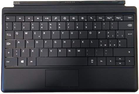 us keyboard layout hash key microsoft surface type cover italian qwerty layout