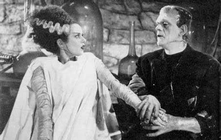 themes of beauty in frankenstein james whale s movie bride of frankenstein 1935 boris
